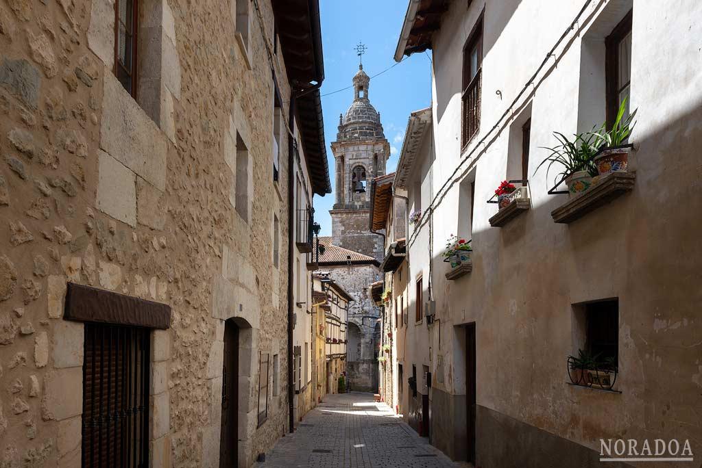 Calle Mayor de Antoñana