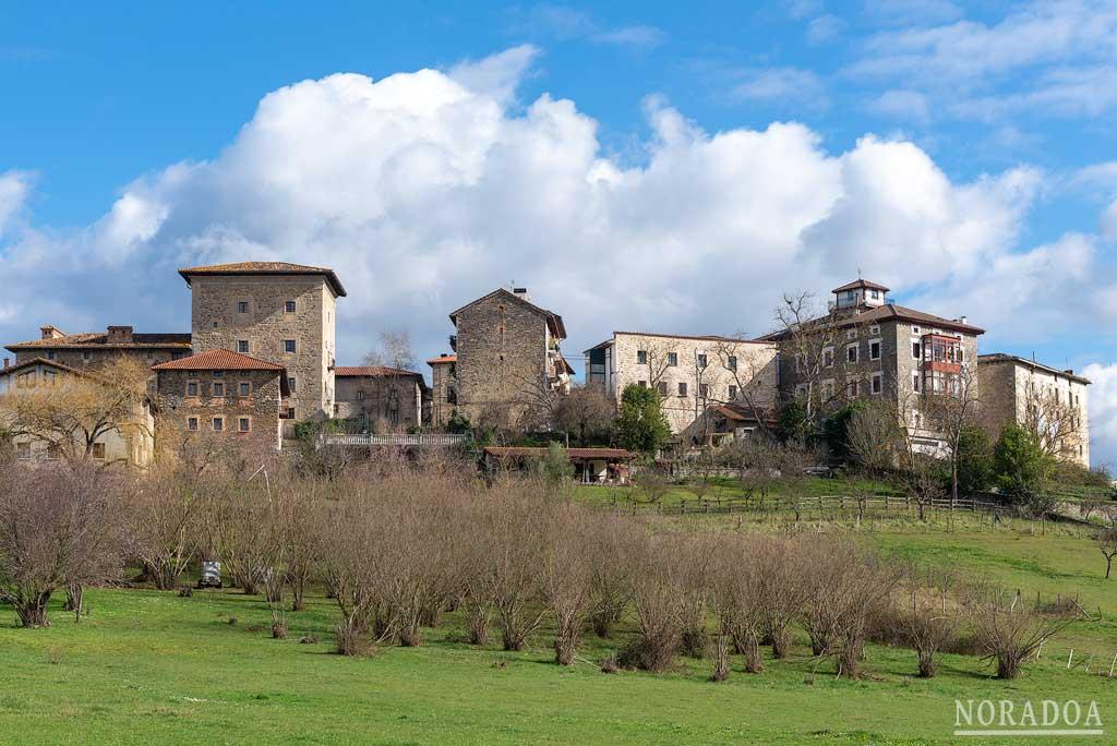 El núcleo medieval de Artziniega es uno de los mejor conservados de Euskadi
