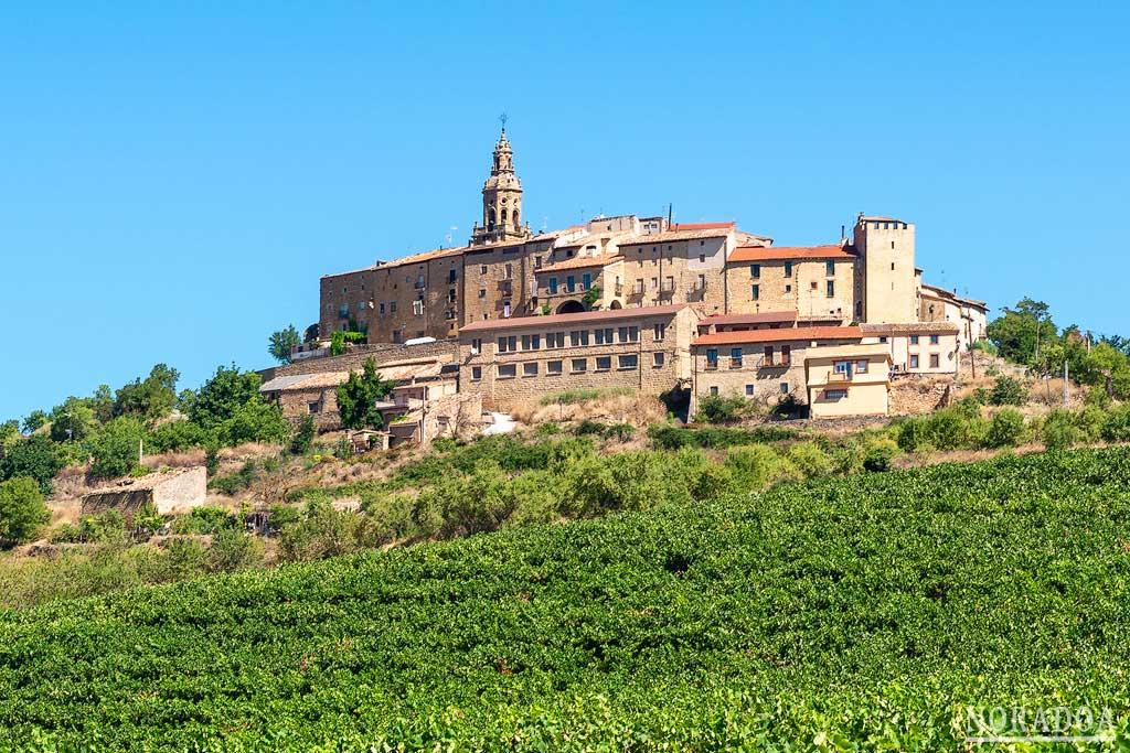 Labraza en la Rioja Alavesa