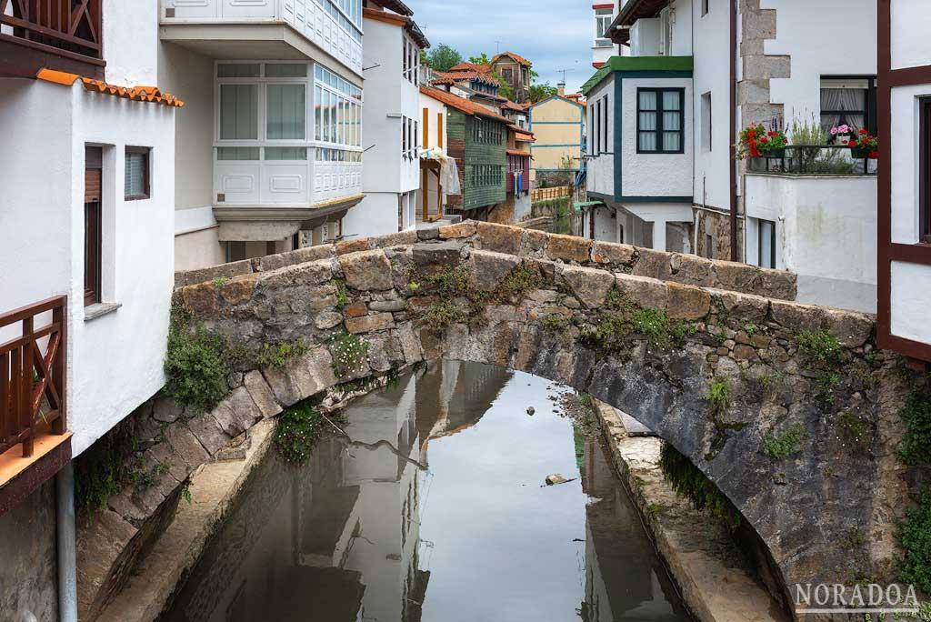 Los puentes son la seña de identidad de este pequeño pueblo