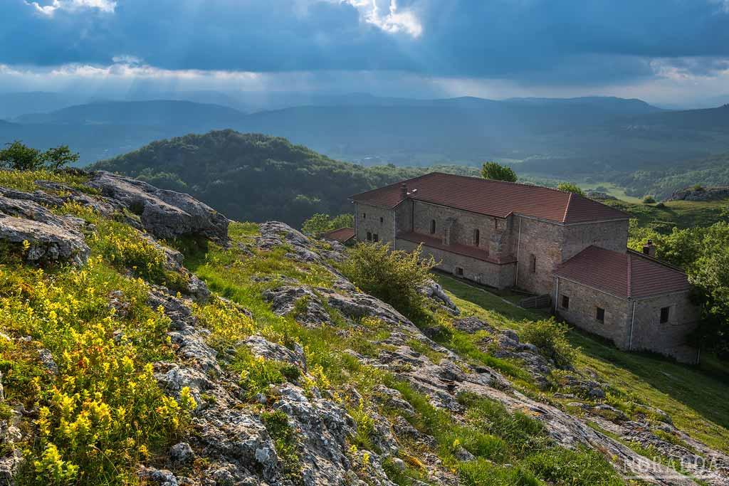 Santuario de Oro en Bitoriano