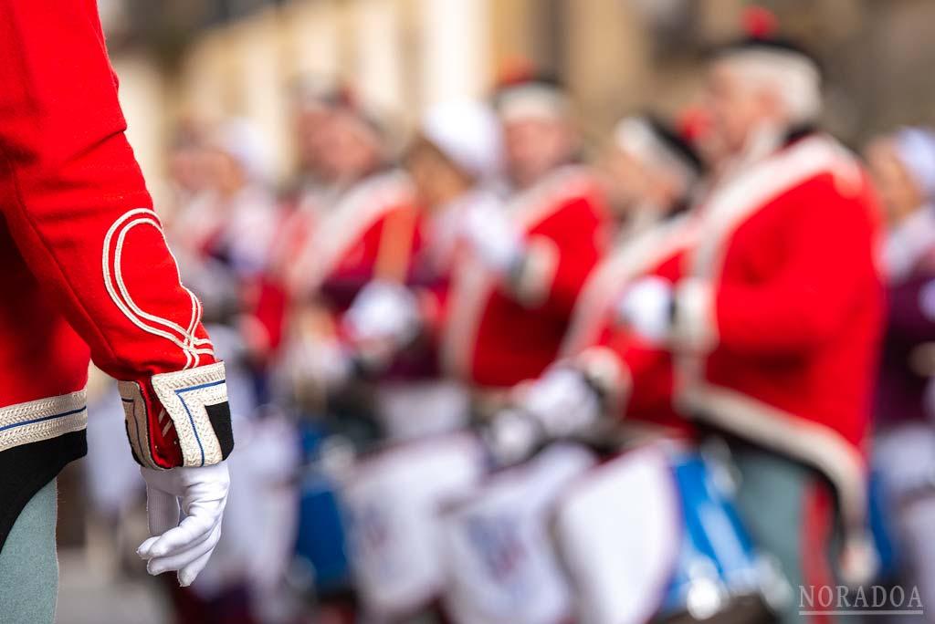 Donostia-San Sebastián suena a tambor durante las 24 horas del día 20 de enero