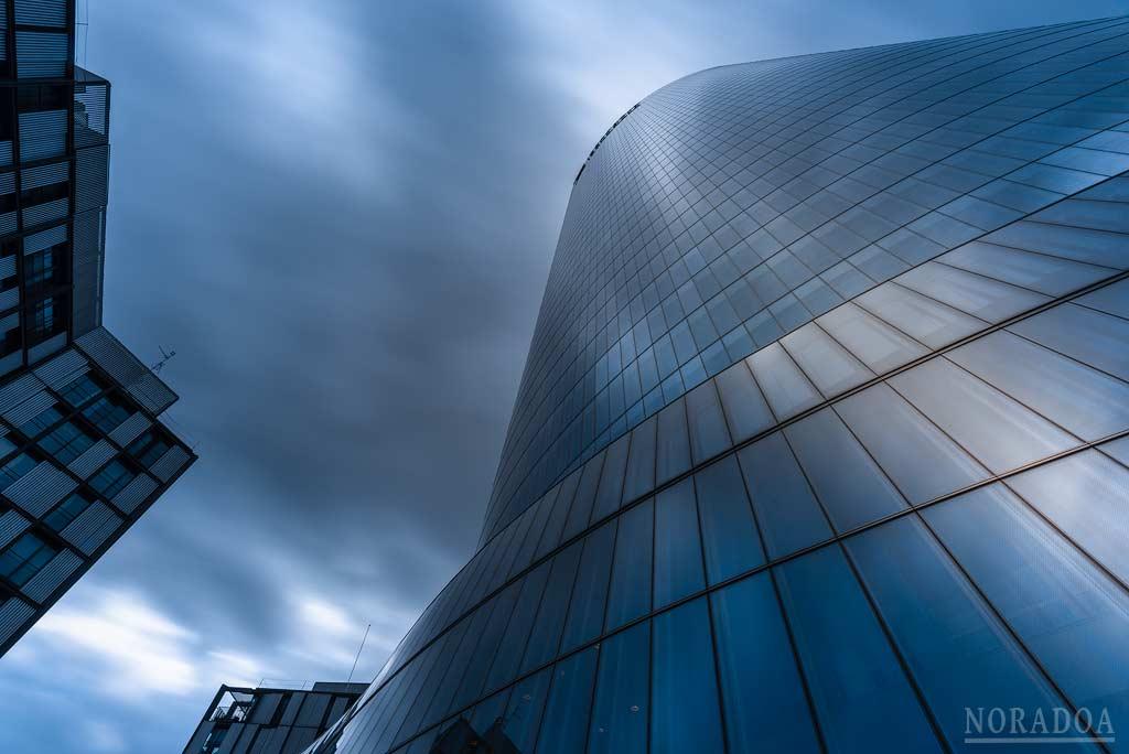 Torre Iberdrola en Bilbao